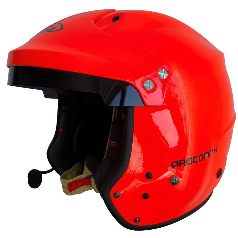 4 Conventional Marine Intercom Helmet