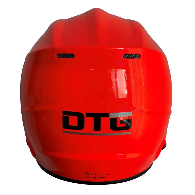 DTG Procomm 4 Basic Marine Open Face Helmet