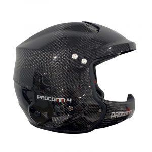 DTG Procomm 4 Carbon Premium Helmet