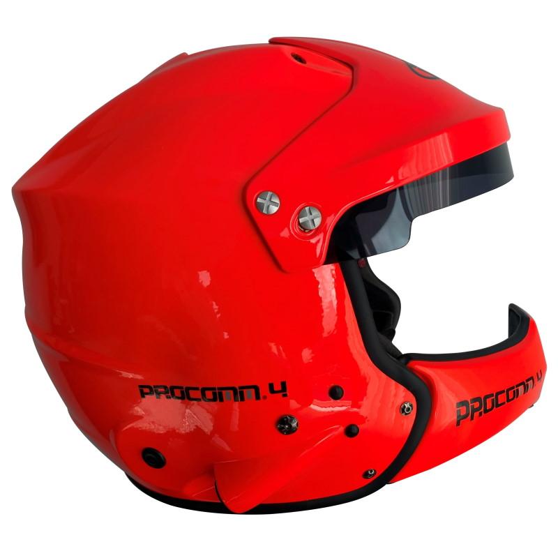DTG Procomm 4 Marine Intercom Helmet