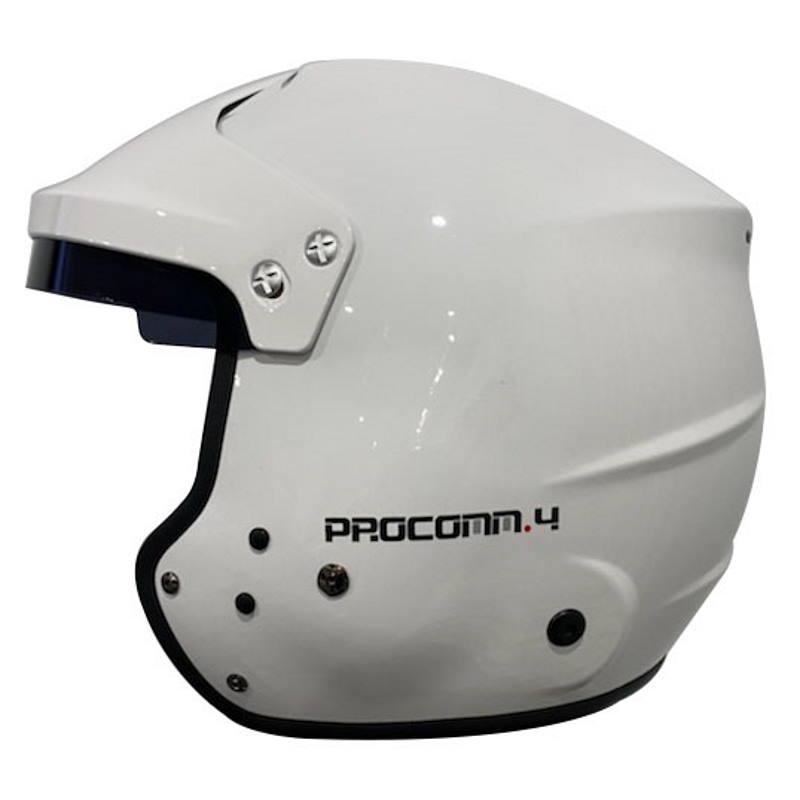 DTG Procomm 4 Rally Helmet