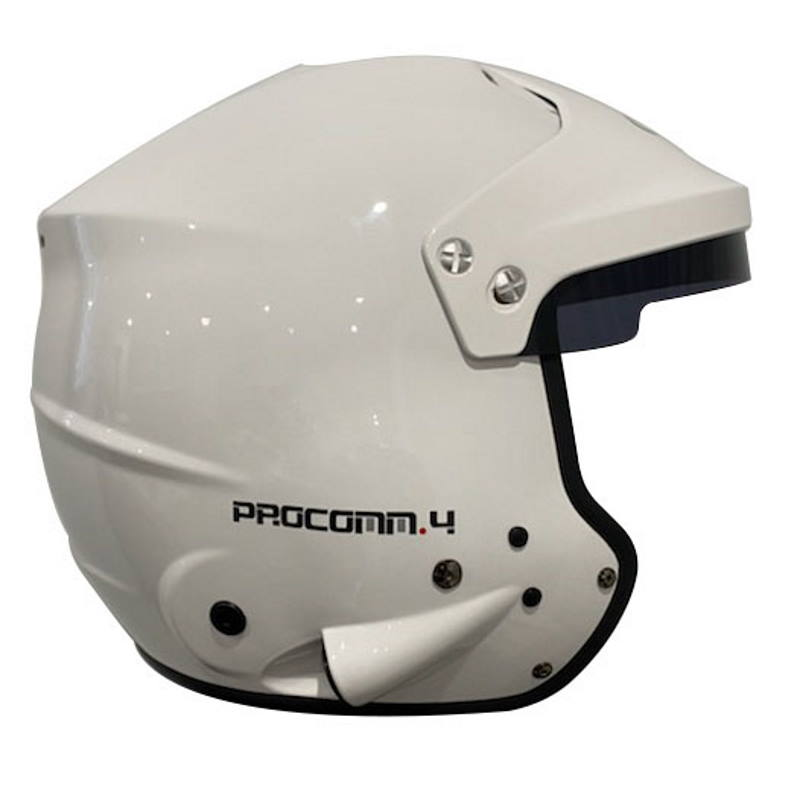 DTG Procomm 4 Rally Helmet 3