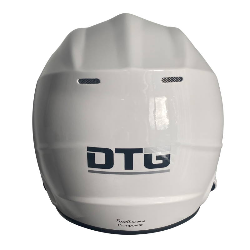 DTG Procomm 4 Rally Intercom Helmet 3