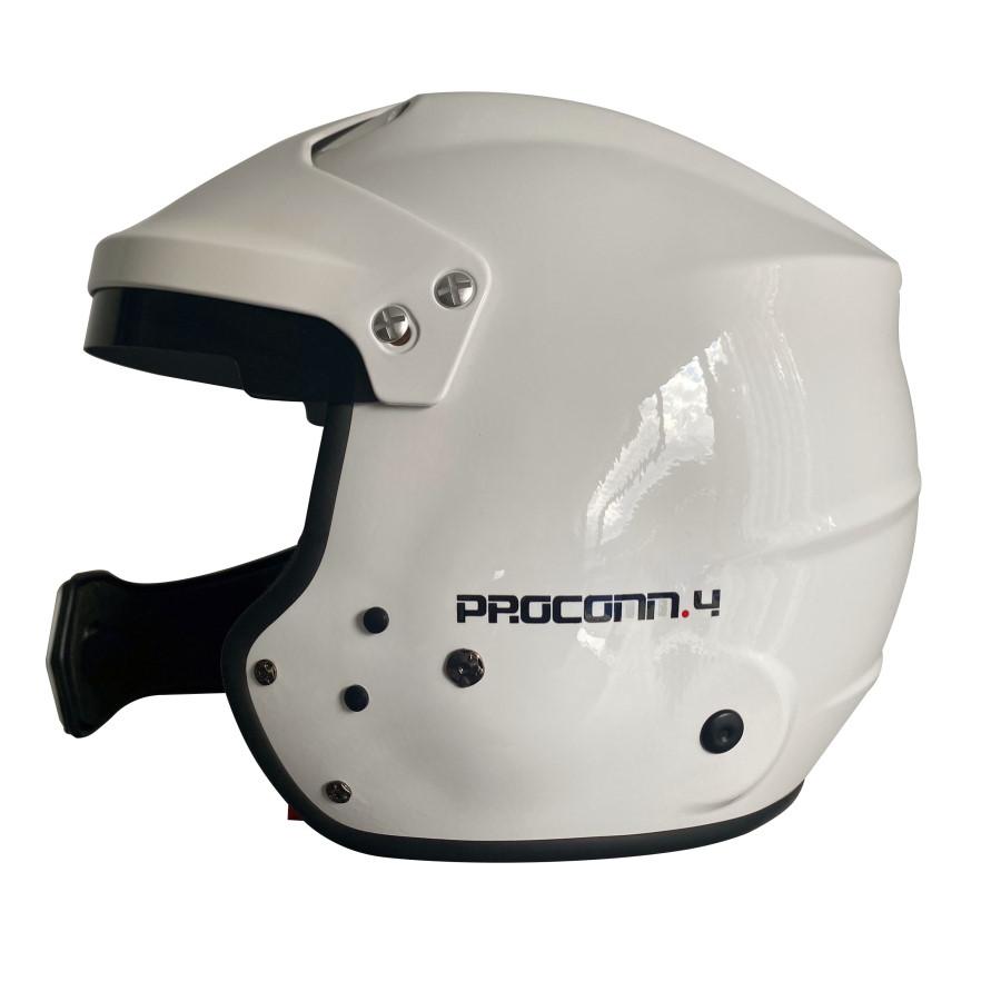 DTG Procomm 4 Rally Intercom Helmet