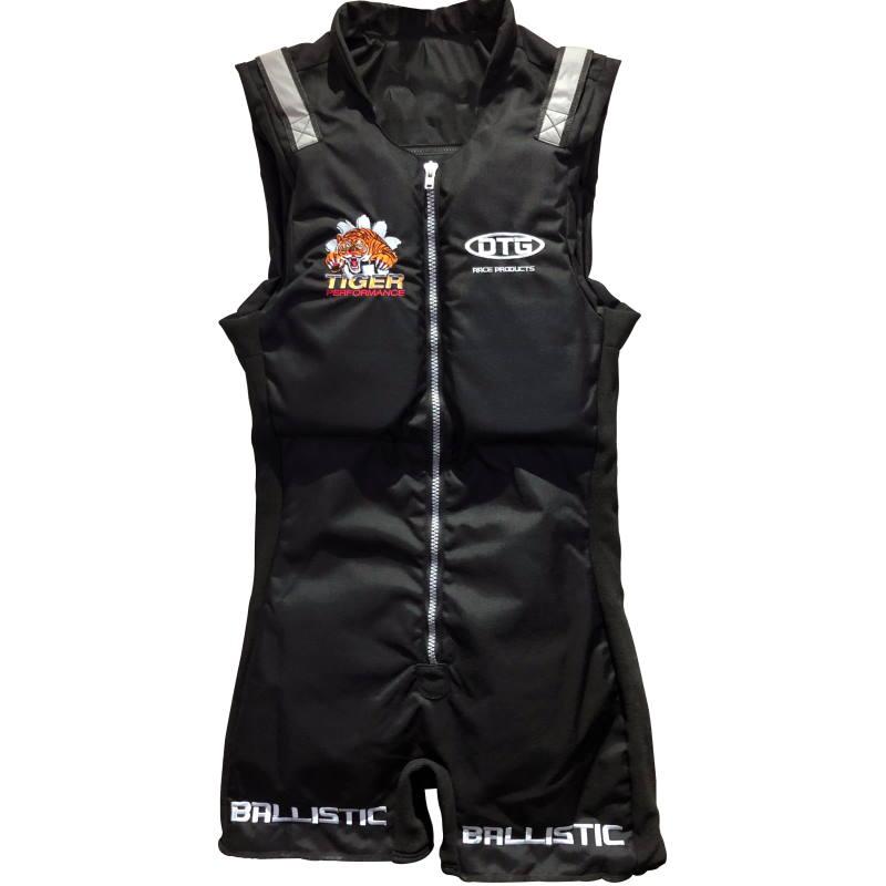DTG TIGER Capsule Suit Black
